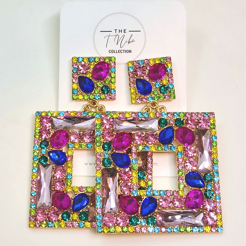 Carly Statement Earrings