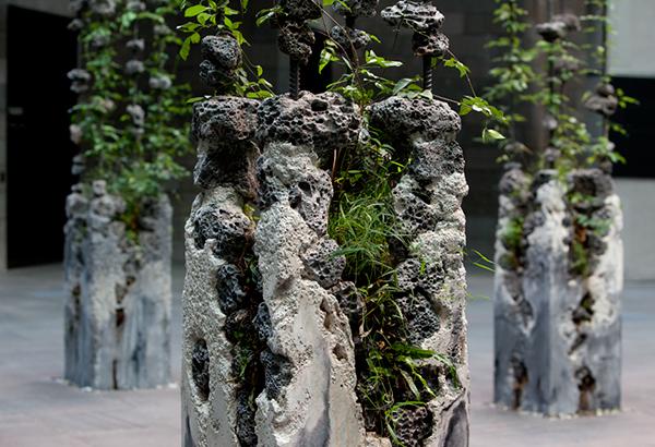 Rock Melt (detail)
