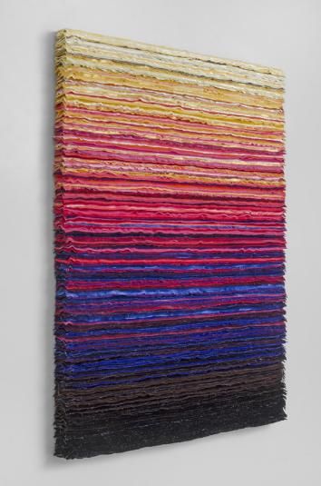 Velvet Painting: Ascention