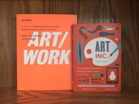 RESOURCEFUL READS: Art Inc. & Art/Work