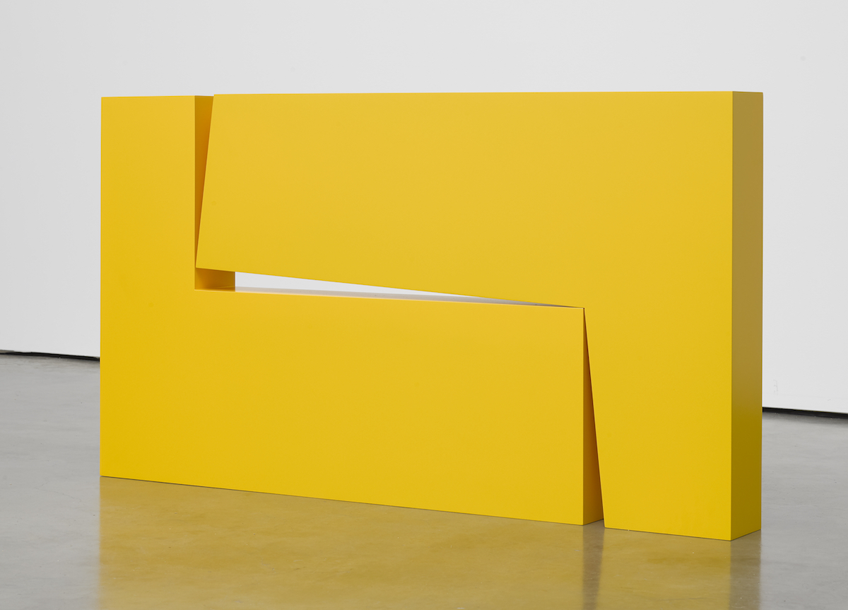 Estructura Amarilla
