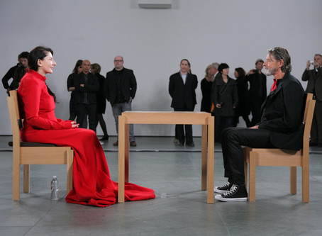 LOOK & LISTEN: The Artist is Present