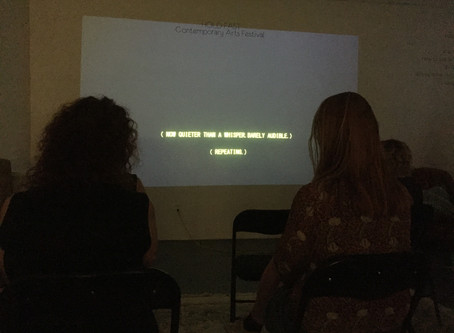 WORKSHOP: Experimental Conversations with Ray Fenwick