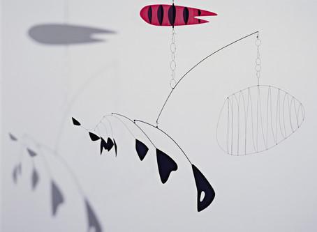 COLLECTOR'S ITEM: Alexander Calder