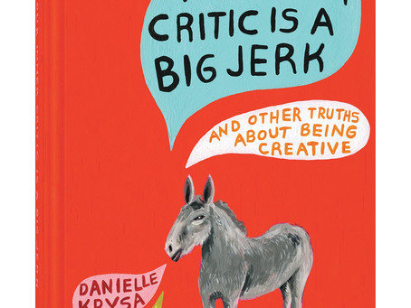 RESOURCEFUL READS: Your Inner Critic is a Big Jerk