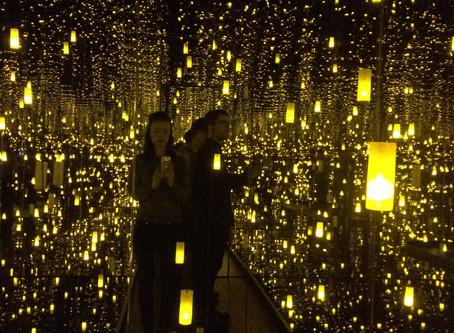 Exhibition: Yayoi Kusama: Infinity Mirrors