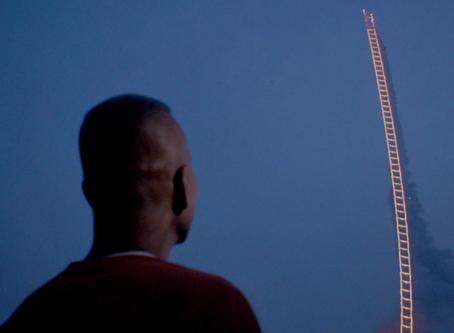 LOOK & LISTEN: Sky Ladder: The Art of Cai Guo-Qiang