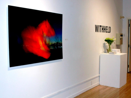 EXHIBITION: Withheld