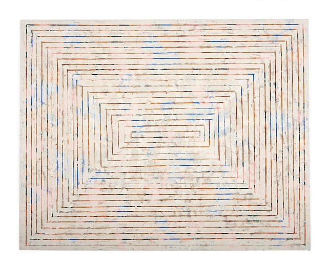"""Untitled (concentric rectangle)"