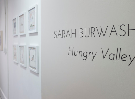 EXHIBITION: Hungry Valley