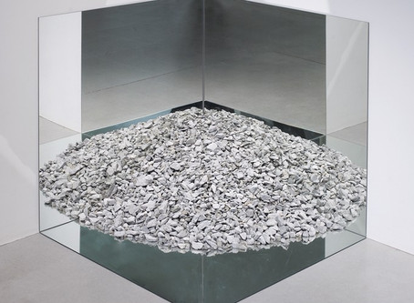 COLLECTORS ITEM: Sculpture by Robert Smithson