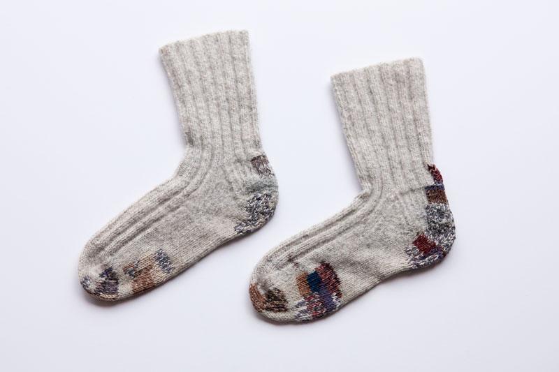 Barbara's Socks