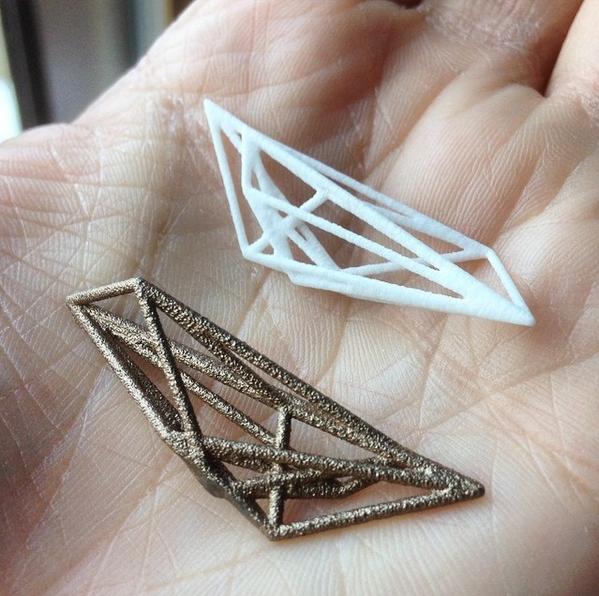3D Printed Miss November