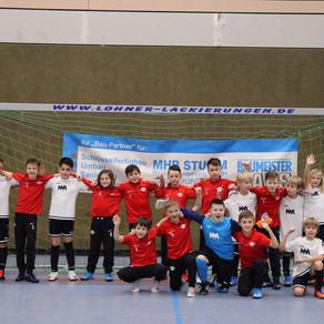 MHB-STUMM Cup Münsingen; E-Jugend
