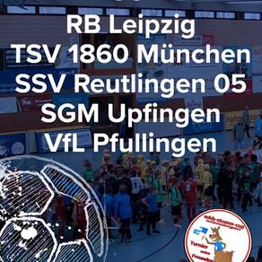 MHB-Stumm Cup 01. + 02.02.2020 in Münsingen; E-Jugend