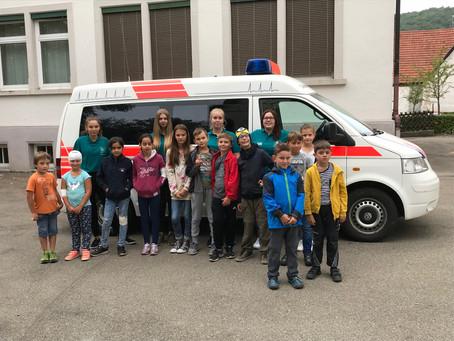 Ferienprogramm SV Würtingen - Rotes Kreuz St. Johann