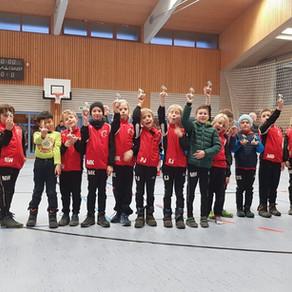 F-Jugend Jahrgang 2011 Turnier in Herolstatt