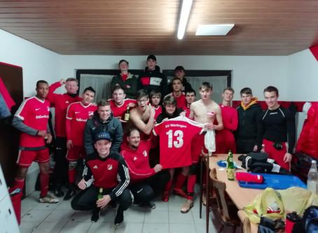 Topspiel A-Jugend heute in Pfullingen