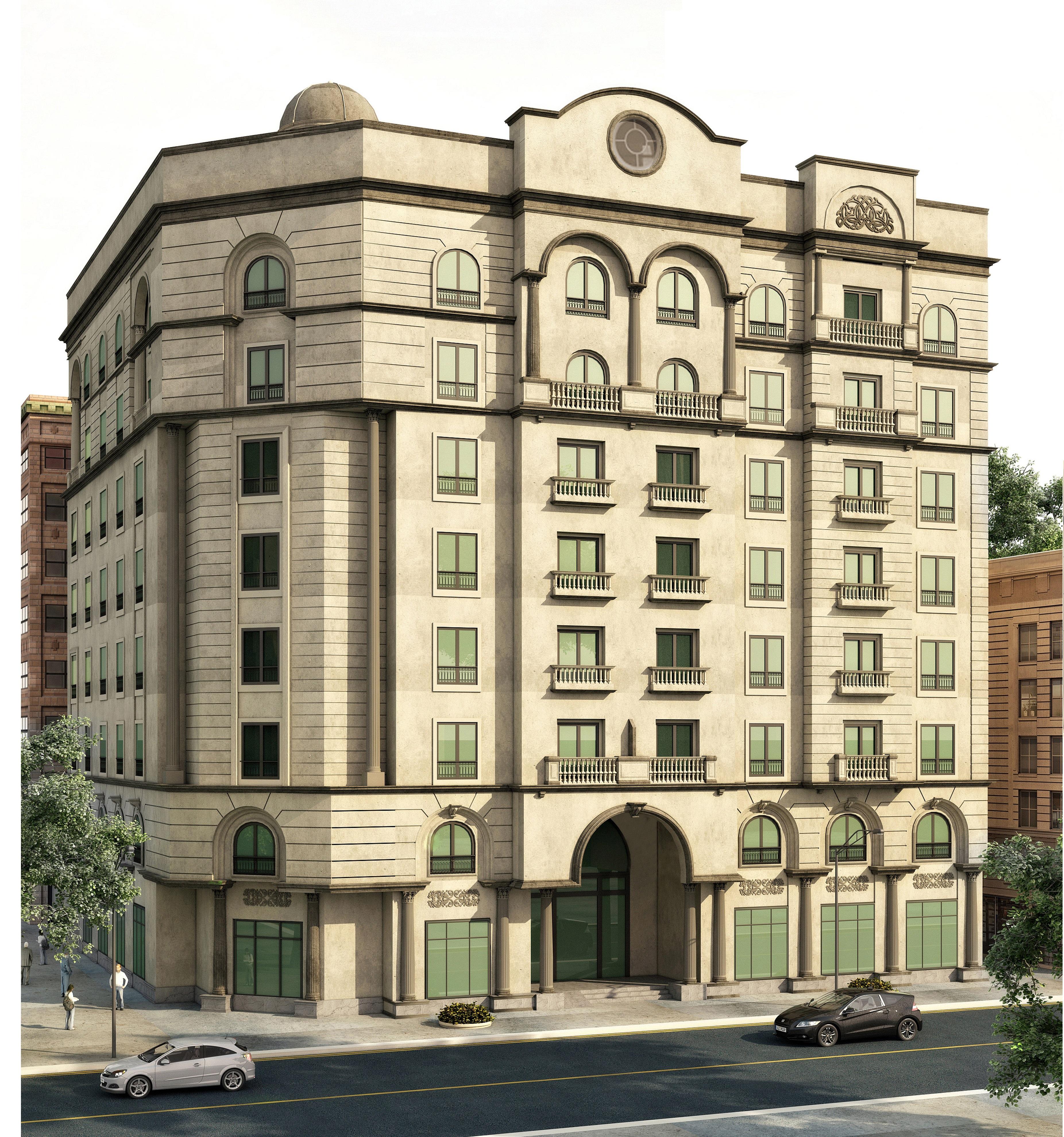 AL NAJMA HOTEL BUILDING