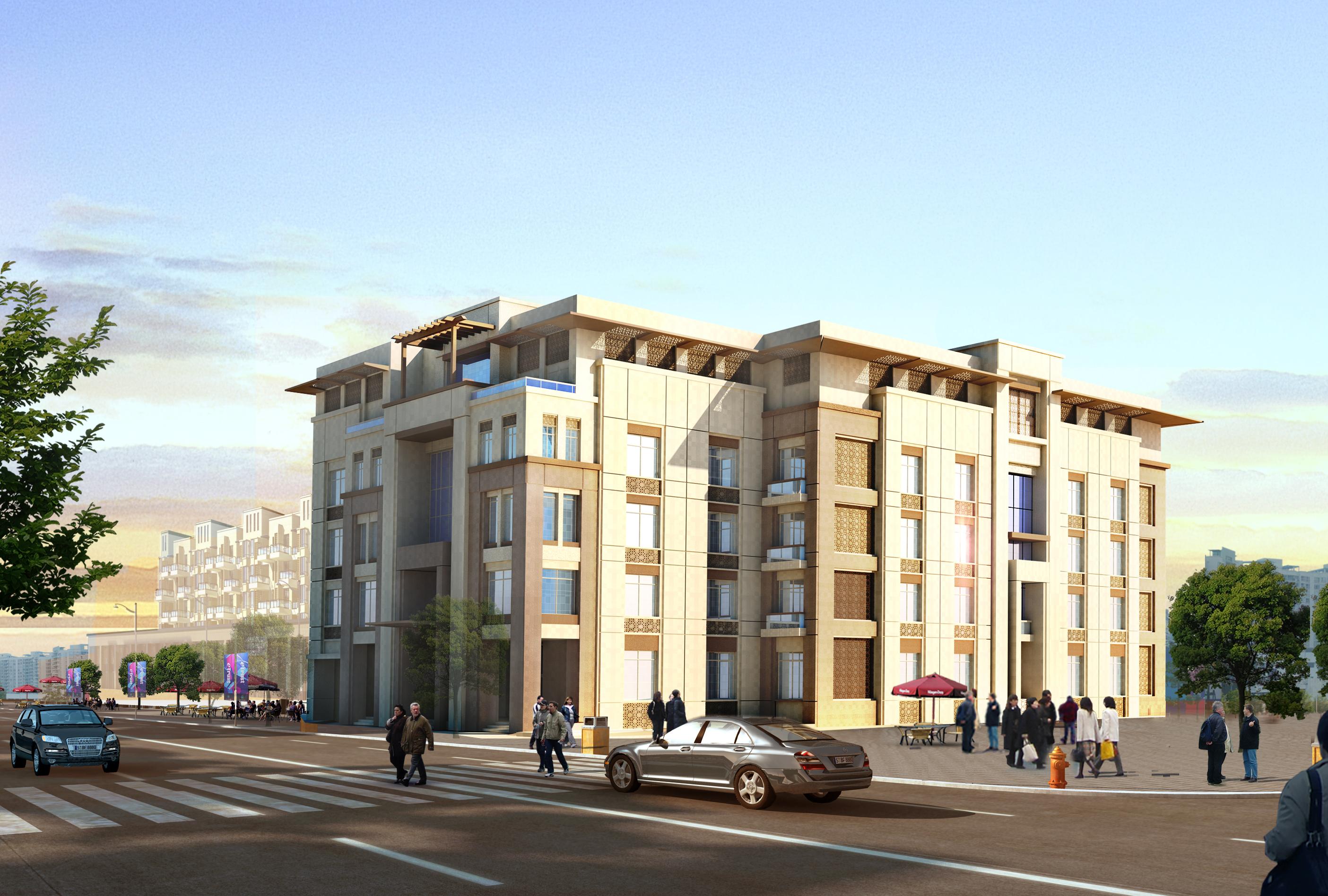 AL HITMI RESIDENTIAL BUILDING
