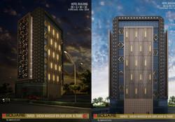 AL HANDASA BUILDING
