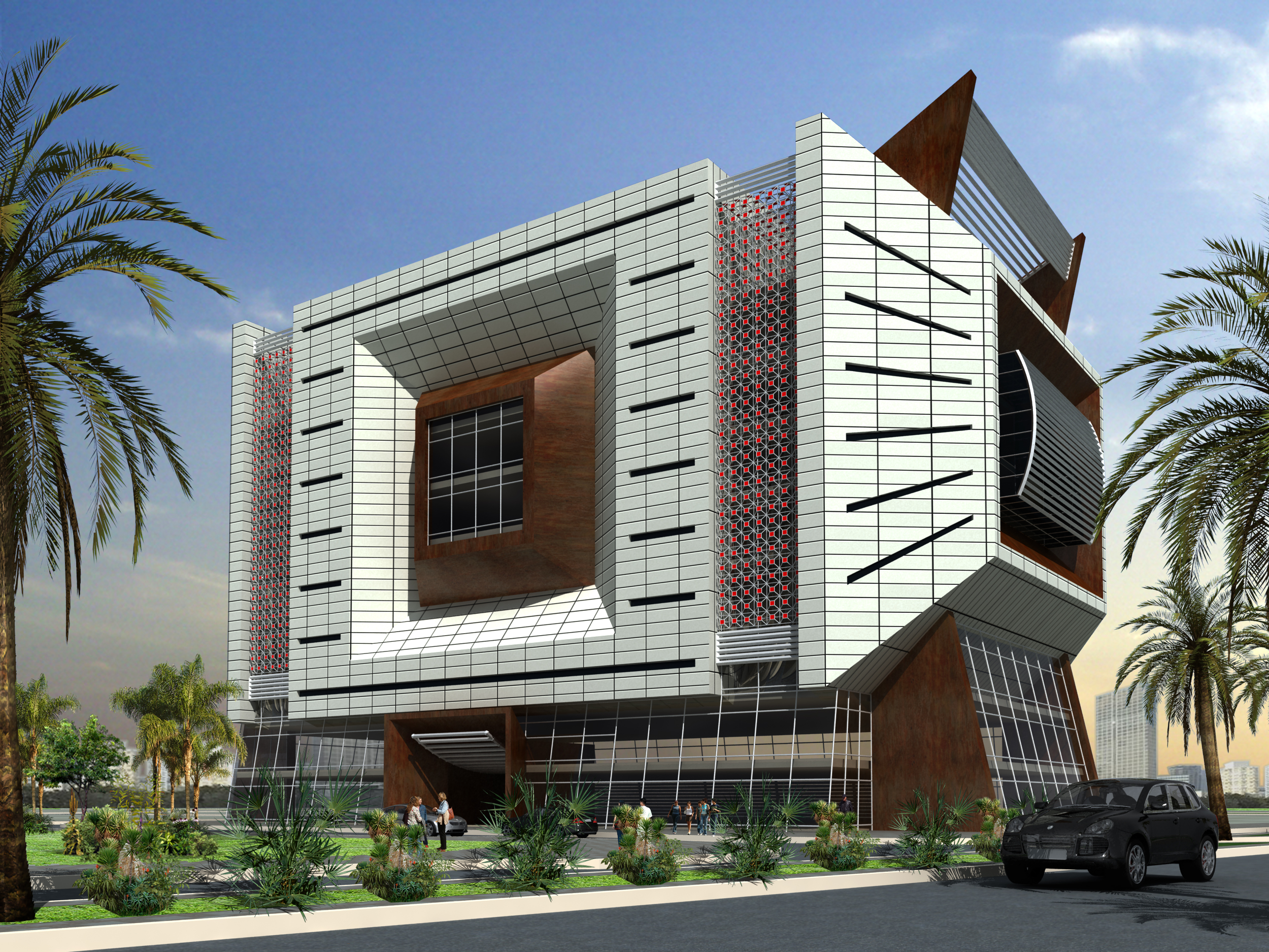 AL SAAD COMMERCIAL BUILDING