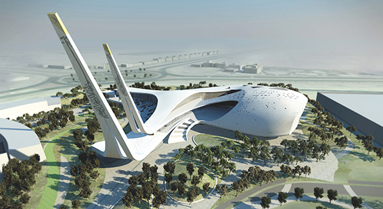 QATAR FOUNDATION - EDUCATION CITY