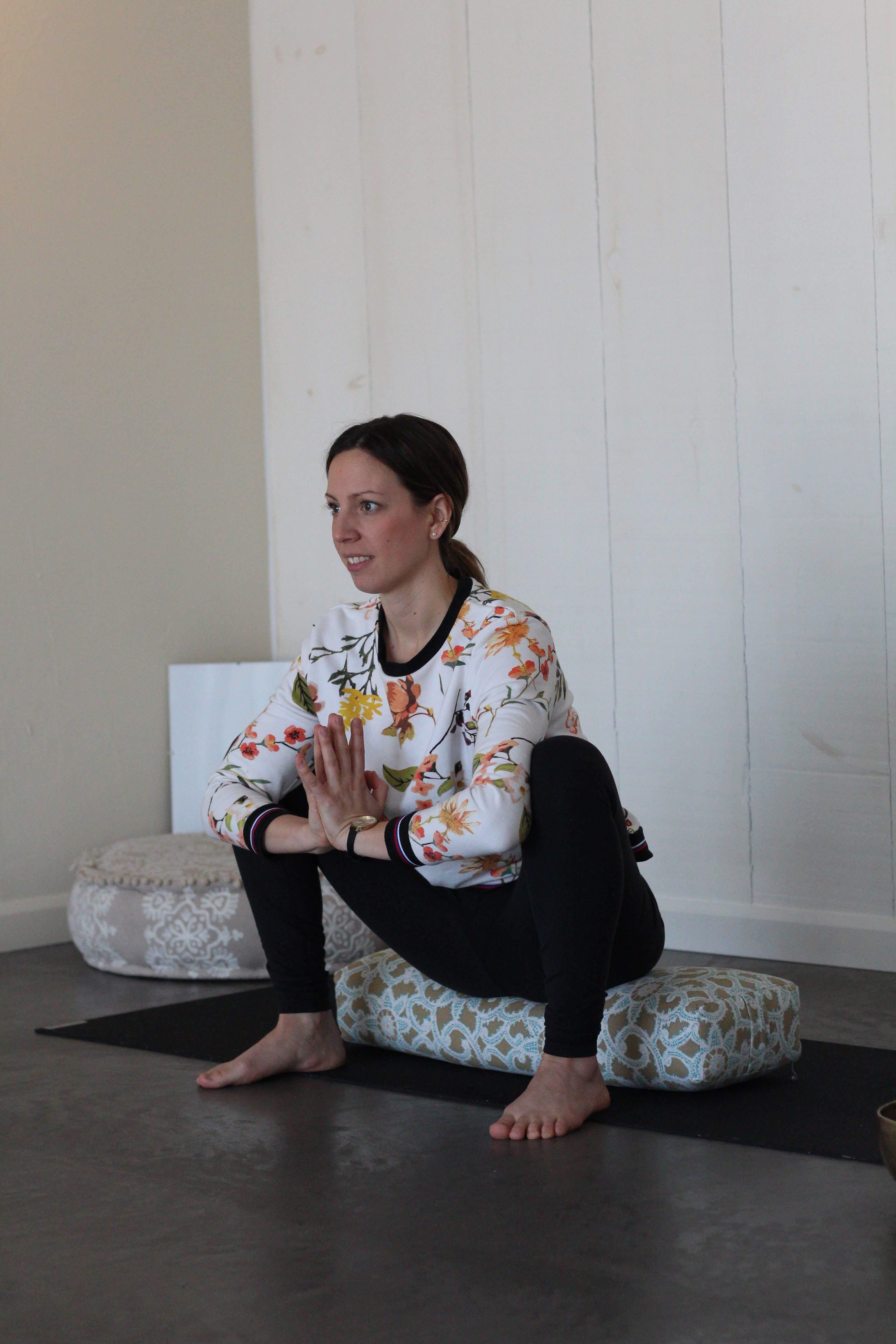 Cours en direct - Yin Yoga restaurateur