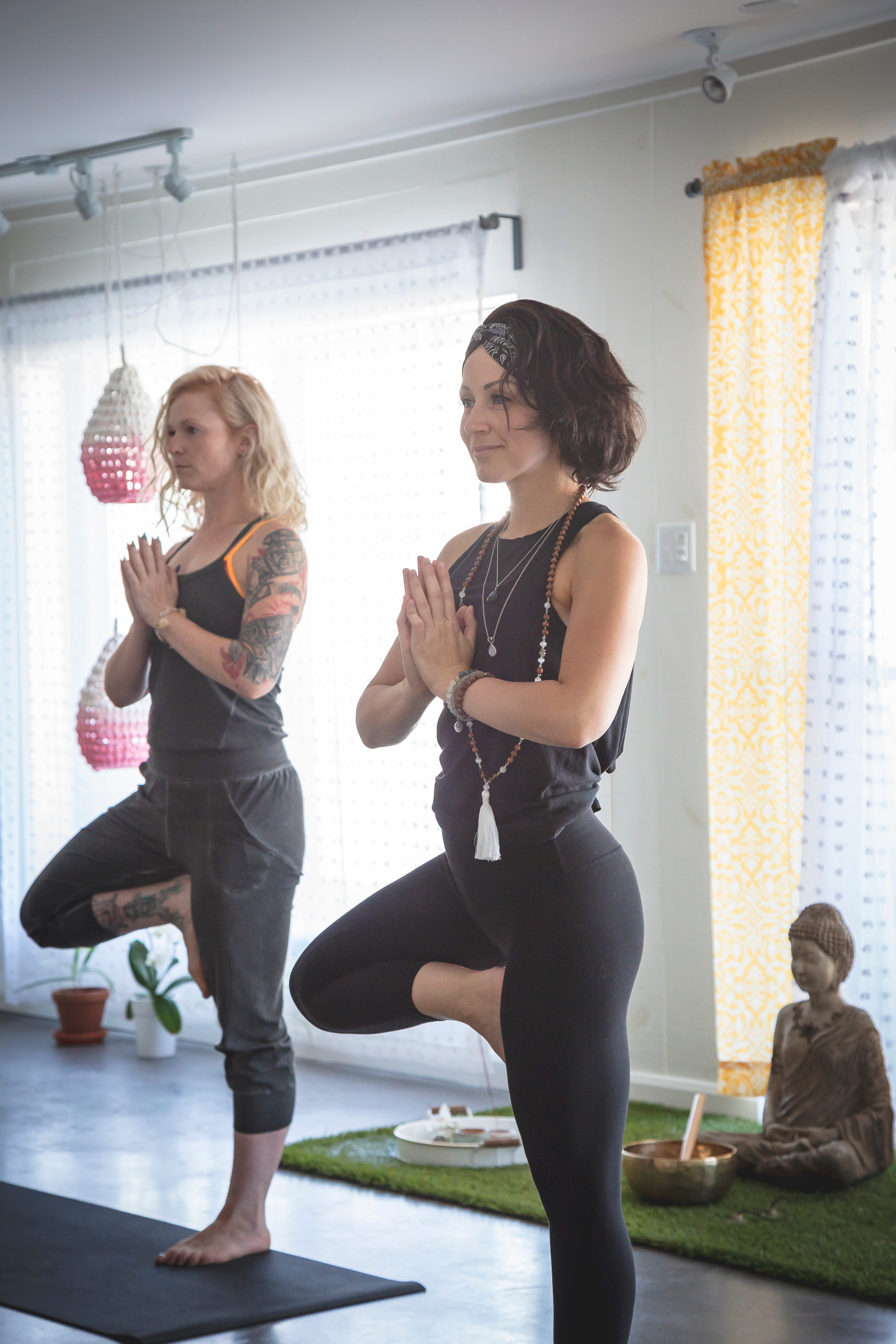 Cours en direct - Yoga stretching