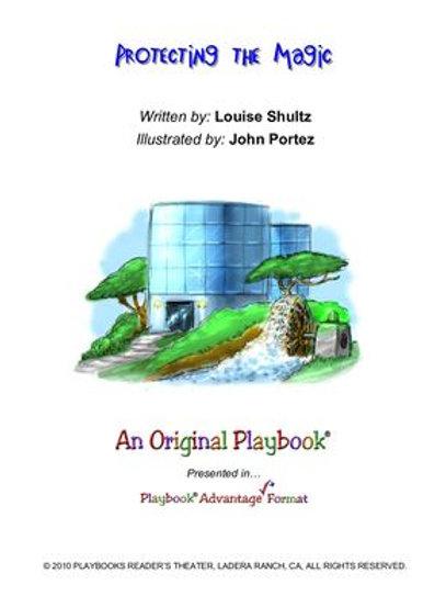 Protecting the Magic ( A series - book 3) Virtual
