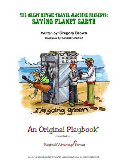 Great Rhyme Travel Machine III: Saving Planet Earth Virtual