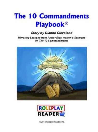 The Ten Commandments Virtual - $15