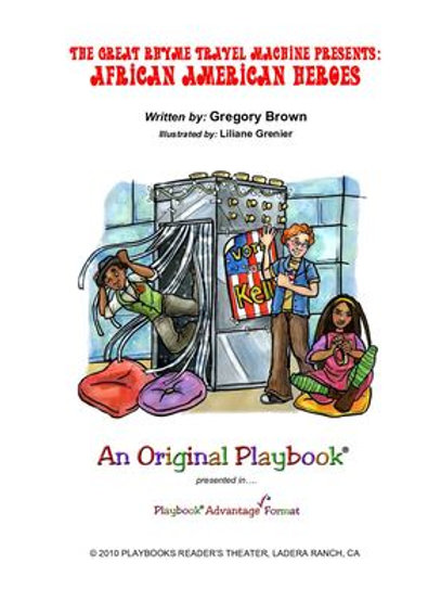Great Rhyme Machine II: African American Heroes Virtual