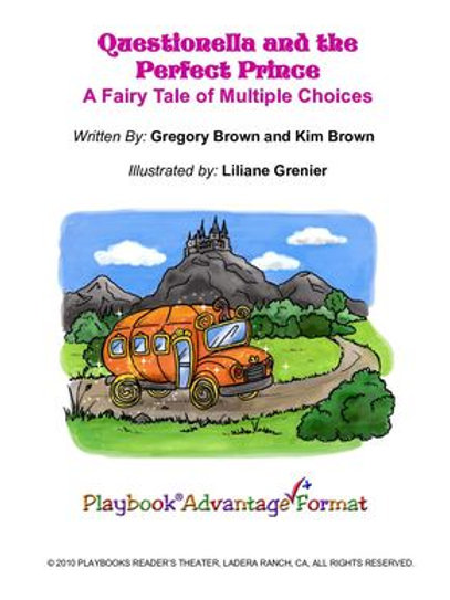 Questionella and the Perfect Prince Virtual - Includes online video link