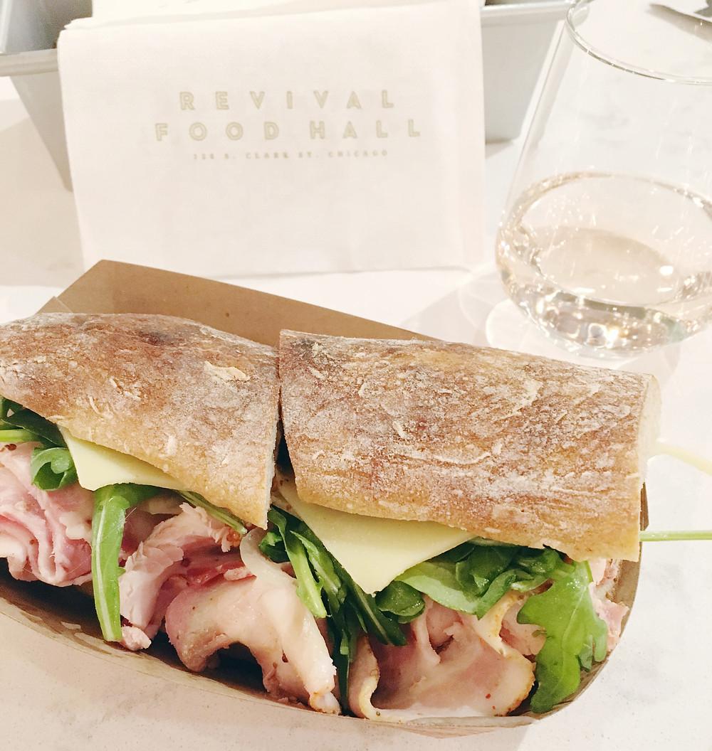 Danke Special Sandwich