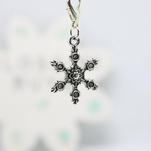 Snowflake Planner Charm