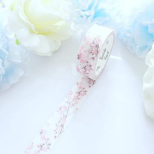 Cherry Blossom Washi Tape