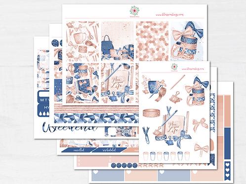 Planner Girl Sticker Kit - EC Weekly Kit