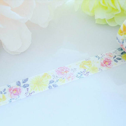 Secret Garden Washi Tape