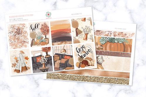 Cozy Season Sticker Kit - EC Weekly Kit