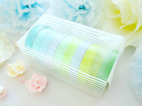 Nature Washi Tape Set