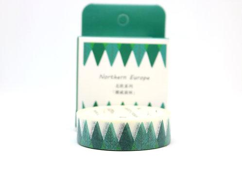 Winter Trees Washi Tape