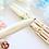 Thumbnail: Floral Pattern Pen- 4 Colour