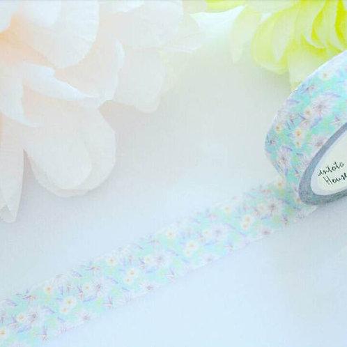 Summer Bloom Washi Tape Stationery
