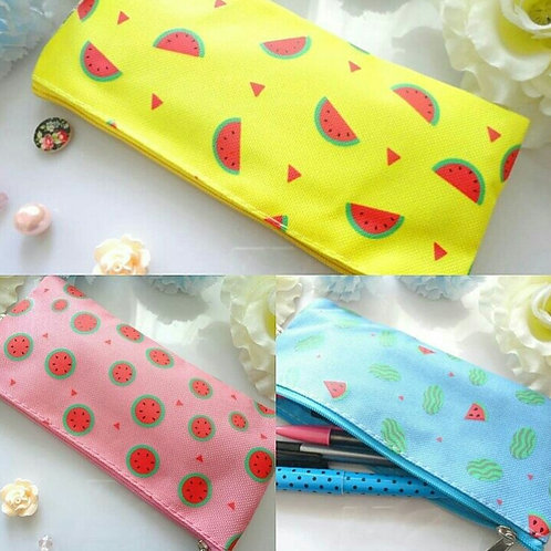 Watermelon Stationery Pouch