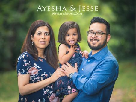 Ayesha & Jesse Maternity Bellevue