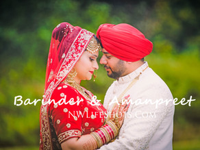 Barinder & Amanpreet Bothell Wedding
