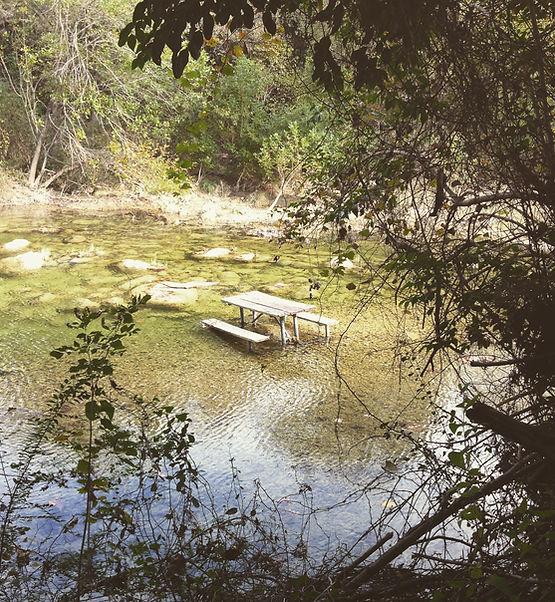 Salt Water Rising Greenbelt Austin