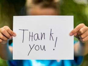 ¿Cómo fomentar la gratitud en los niños?