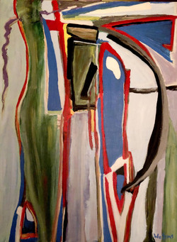 Abstract 42 (Woman)
